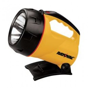 Rayovac KFLA Industrial 6V/D Lantern Flashlight, (Batteries Sold Separately)